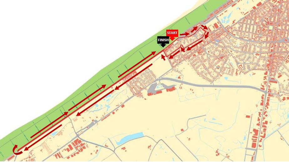 UCI PARA-CYCLING ROAD WORLD CUP BELGIUM 2019 RACE-TRACK TIME TRIAL - PARCOURS TIJDRIT